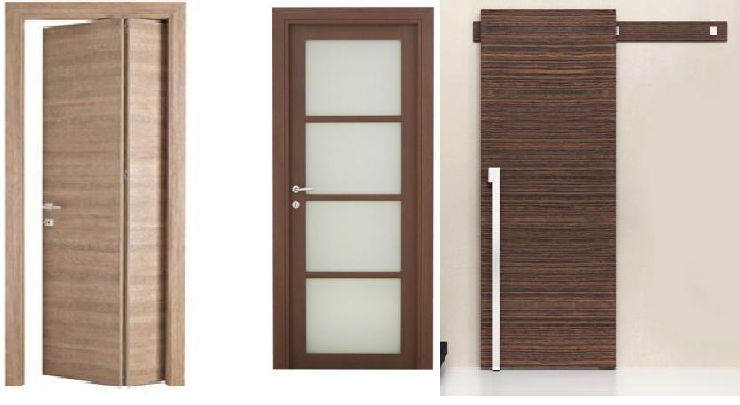 Porte interne torino porte in legno per interni torino - Porte in vetro a libro ...