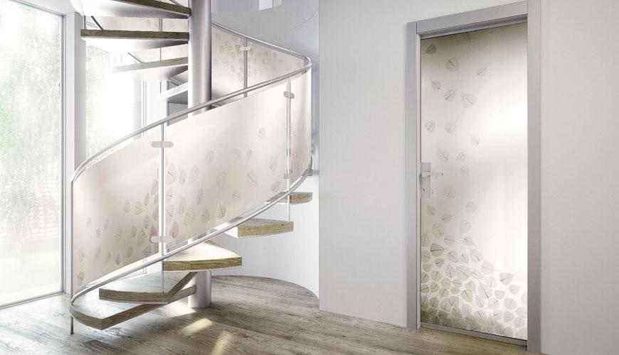 Serramenti torino serramenti pvc torino portas serramenti torino infissi pvc torino - Porte moderne con vetro decorato ...